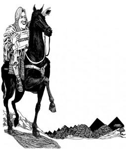 SUSALA CRUZANDO EL RUBICÓN  BAJA